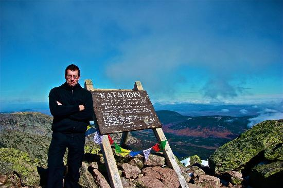 Katahdin Cabins : The top of Maine