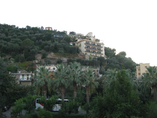Grand Hotel Parco Del Sole: View from room