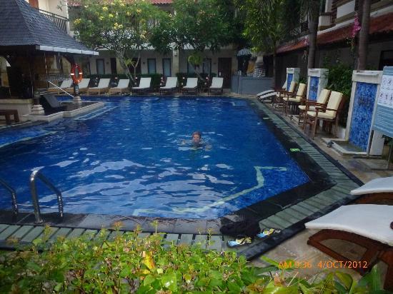 The Niche Bali: Pool