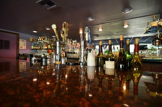 Western View Steakhouse: Kachina Lounge famous for the best drinks in town and our famous collection of Kachina Dolls