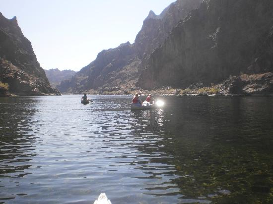 Boulder City River Riders - Day Tours: Black Canyon, Nevada