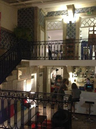 Gallery Hostel: l'ambiente