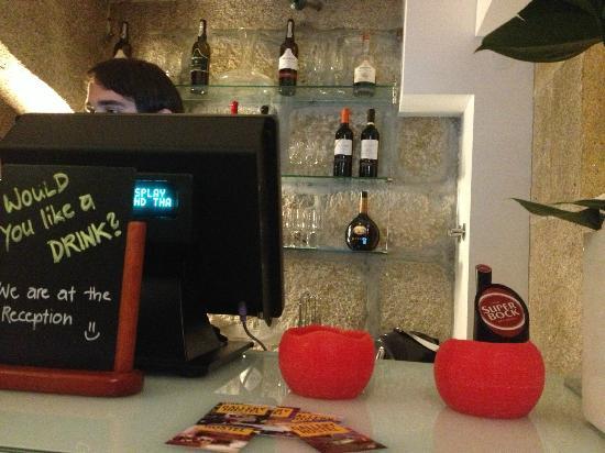 Gallery Hostel: il bar