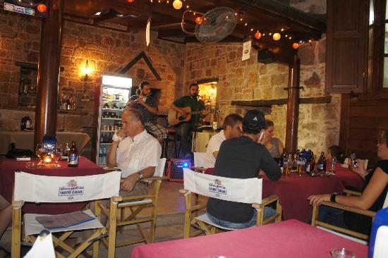 Yemenli Restaurant: live music