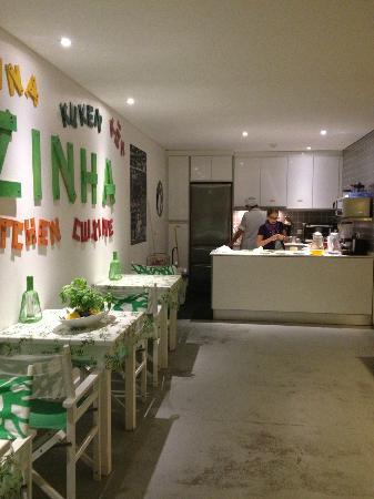 Gallery Hostel: la cucina