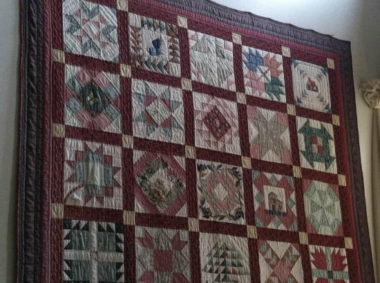The Barn Inn Bed and Breakfast: Barn Inn Quilts