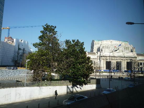 Hotel Stazione: Θέα από το δωμάτιο