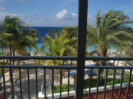 Renaissance Curacao Resort & Casino: View from the balcony