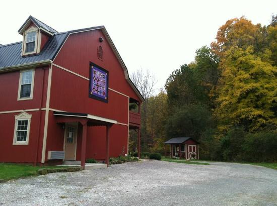 The Barn Inn Bed and Breakfast: Barn Inn