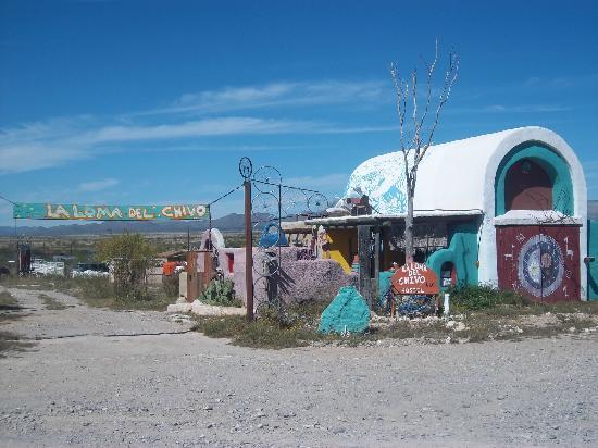 La Loma Del Chivo Hostel