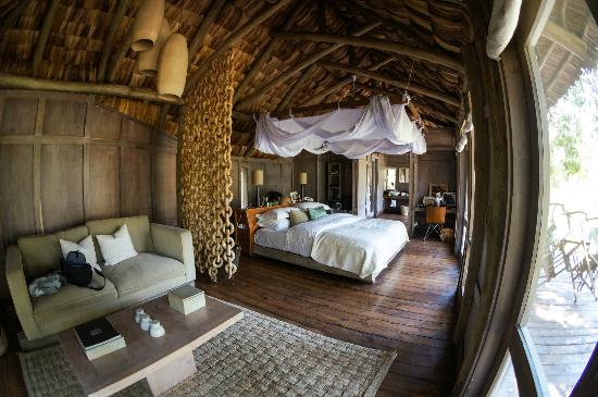 andBeyond Lake Manyara Tree Lodge: andBeyond Lake Manyara room