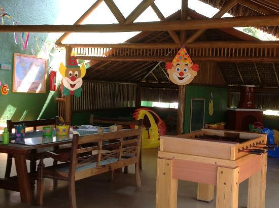 Arraial D'Ajuda Eco Resort : kids play