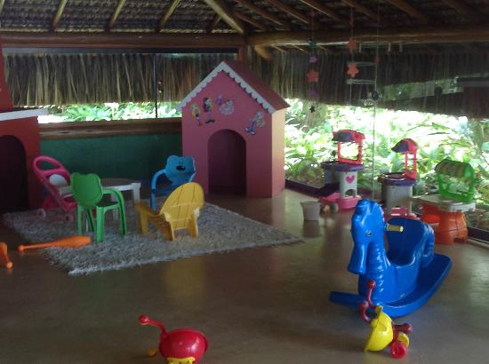 Arraial D'Ajuda Eco Resort: Kids play room