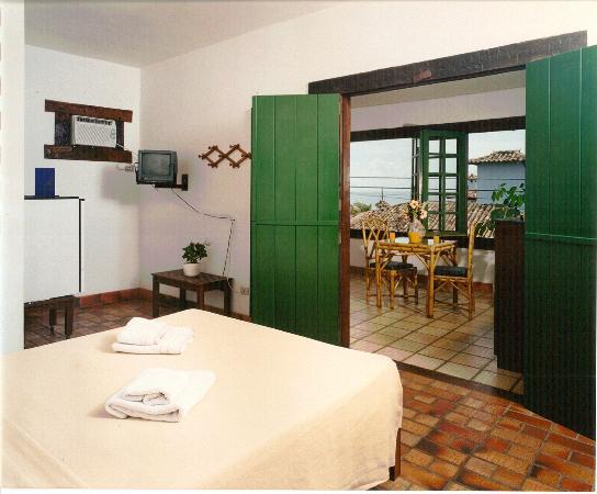 Barla Inn: Quarto vista Externa 2 Ambientes