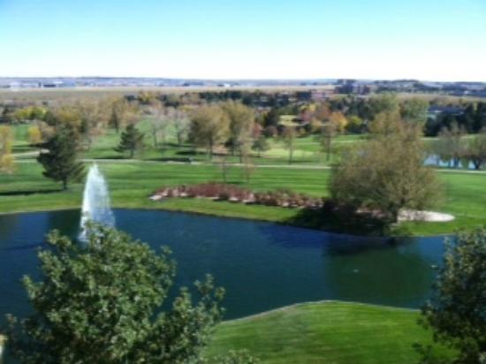 Hilton Inverness Denver: View from 4080