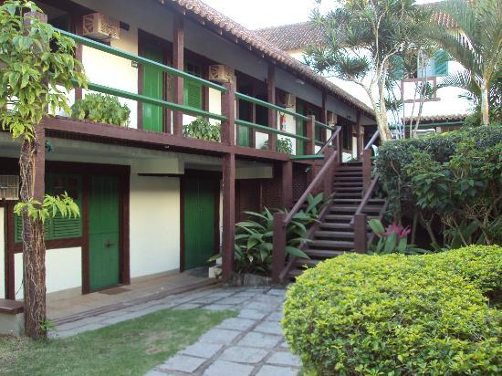 Barla Inn: Vista Interna