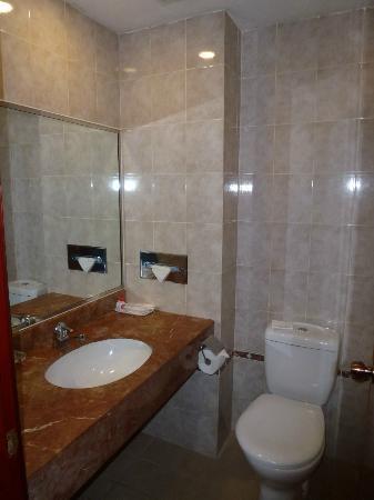 Park View Hotel: Ванная