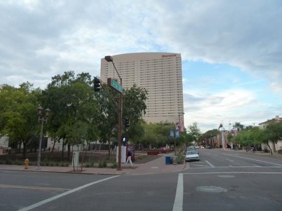Sheraton Grand Phoenix: Exterior view - Sheraton Phoenix Downtown