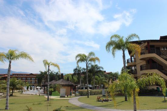 Promenade Angra dos Reis: Vista panorâmica do hotel
