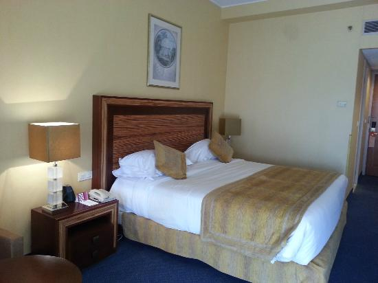 Hilton Alger: la chambre