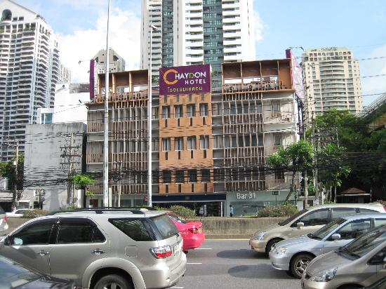 Chaydon Bangkok: Exterior