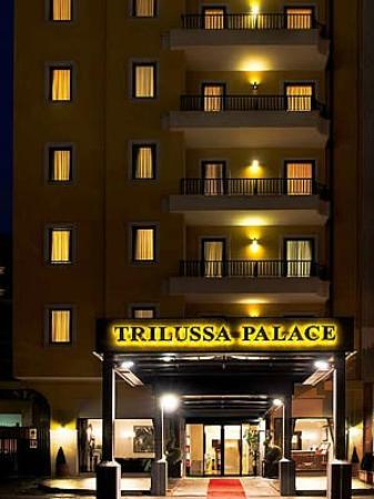 Trilussa Palace Congress & Spa: Trilussa Front