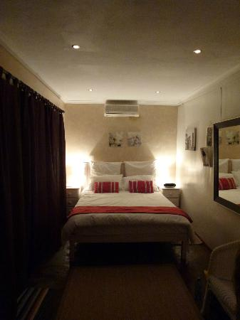 The Stables Lodge: heerlijk bed