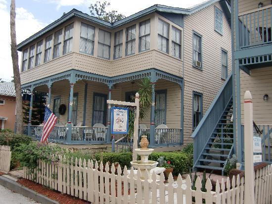 Victorian House: Ansicht von aussen