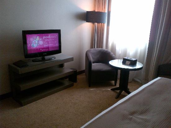 Ramada Abu Dhabi Downtown: Bedroom