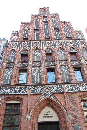 old bank building in torun old town now nicolaus. Black Bedroom Furniture Sets. Home Design Ideas