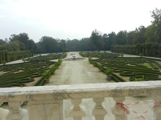 Il giardino alla francese 2 picture of reggia di colorno - Giardino francese ...