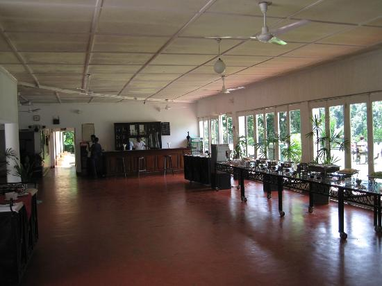 Kithulgala Rest House: Dining Area