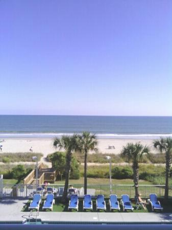 Palmetto Shores Oceanfront: our beautiful view