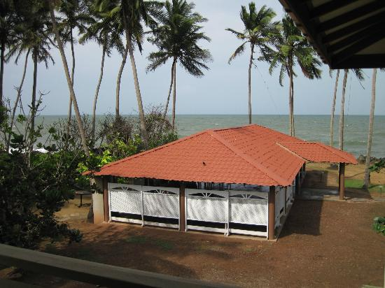Sanmali Beach Hotel: View from Room #22