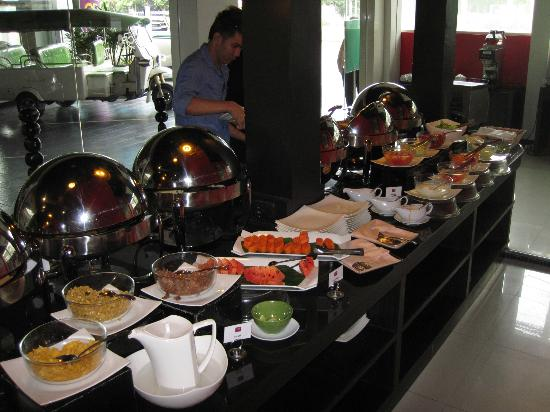 Chaydon Bangkok: Breakfast Buffet
