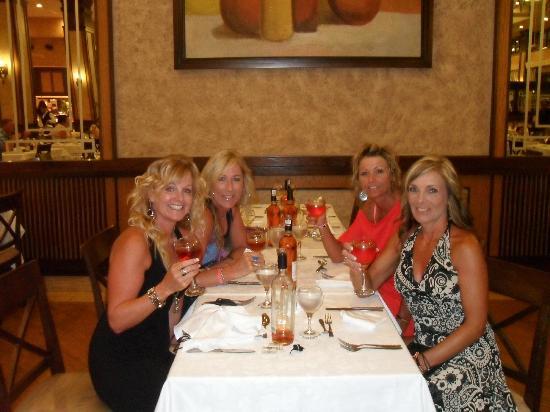 Italian Restaurant Fabulous Picture Of Hotel Riu Santa Fe