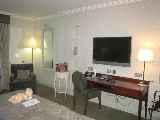 Rookery Hall Hotel & Spa: Executive Room