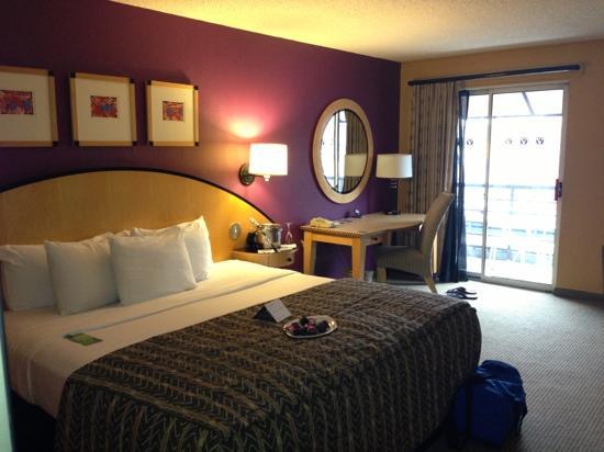 Pier 5 Hotel: King Harborview balcony room
