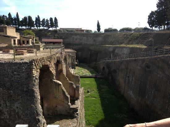 Private Tour in Italy by Domenico Iaccarino: Herculean