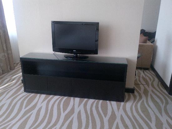 โรงแรมคริสตัล อาบู ดาบี: Bedroom