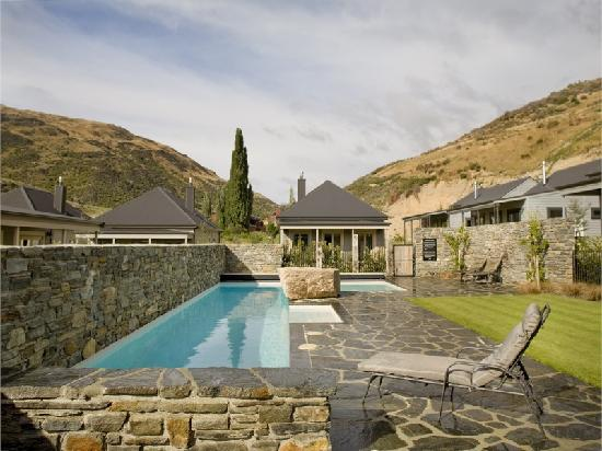 Benbrae - Cardrona Valley Resort : Resort Main