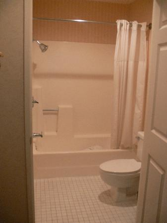 Old Town Inn: Bathroom