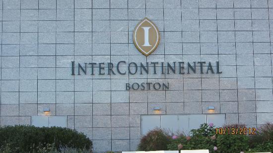 波士頓洲際酒店照片