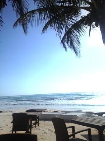 Cabanas Tulum: Café-da-manhã:-)