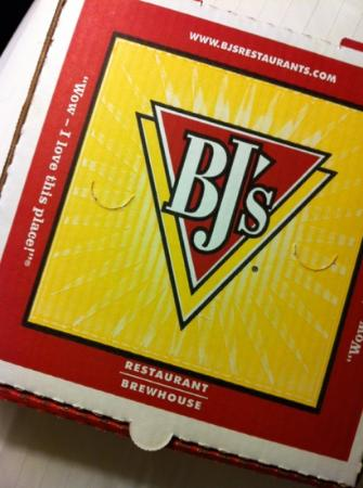 Bj's Pizza Grill & Brewery