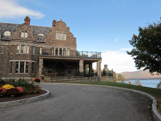 The Inn at Erlowest: the mansion