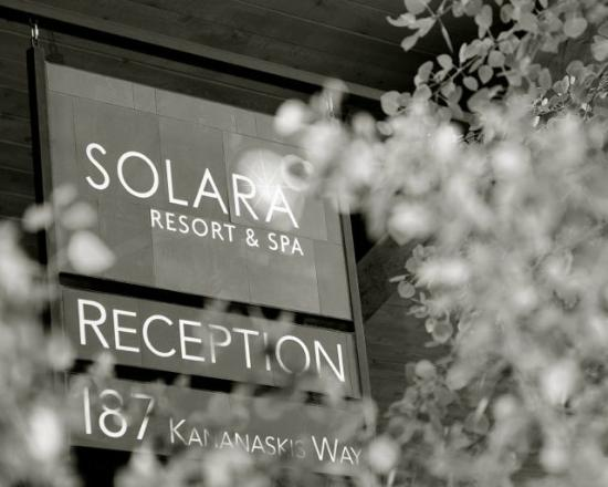 Solara Resort & Spa, Canmore Alberta