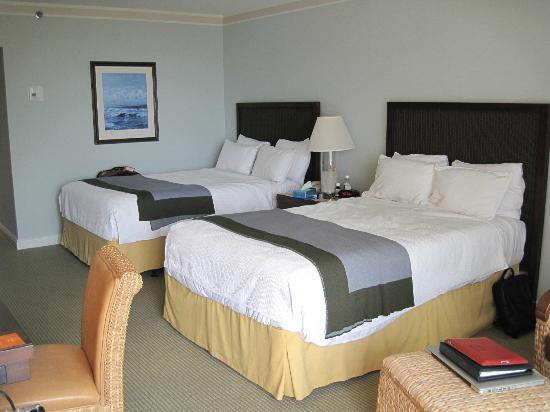 Loews Coronado Bay Resort: Double bed room