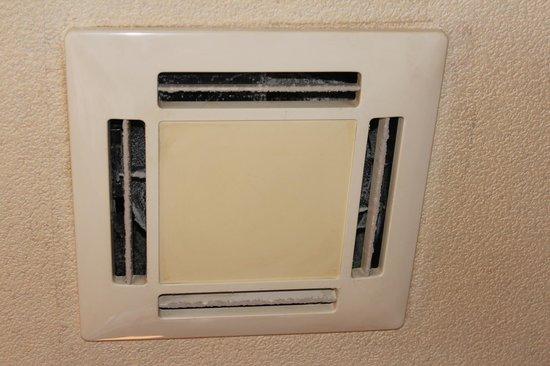 Tsumikusa: 客室換気扇。掃除してる?