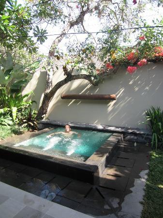 Uma Sapna: Gili Spa Pool